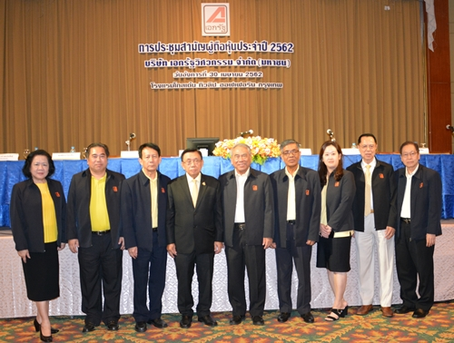 Annual General Meeting of Shareholders, 2019